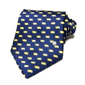 Dunhill Geometric Pattern Tie